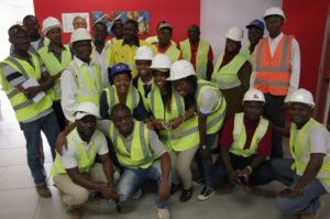 Environmental Management of Mines training held in Dakar, Senegal./non classe